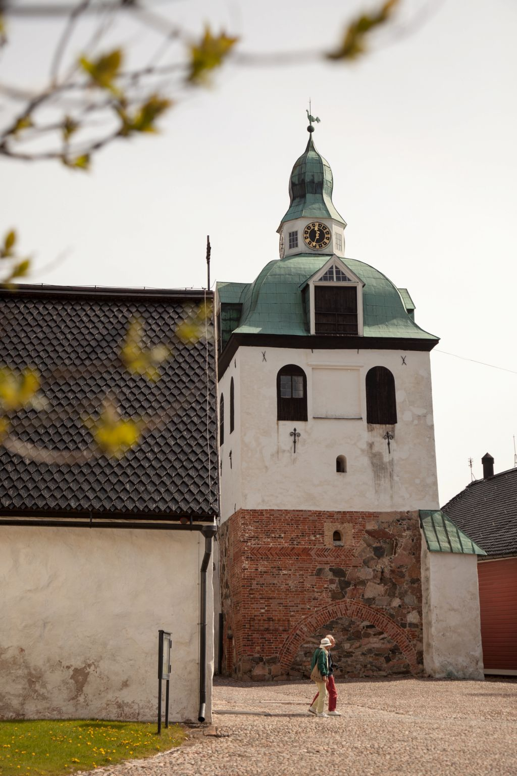 Lilla kyrkan i Borgå.