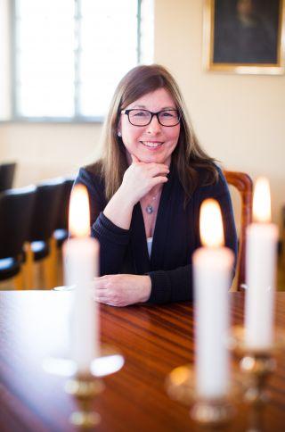 Personalbild av Kristina Rosqvist.