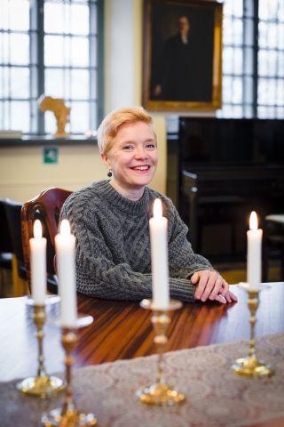 Profilbild av verksamhetsavdelningens sekreterare Linda Jordas