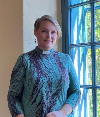 Porträtt på Milja Westerlund